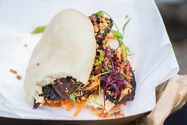 Vietnamese street food at Polygon Pop-Up, Baby Bao,