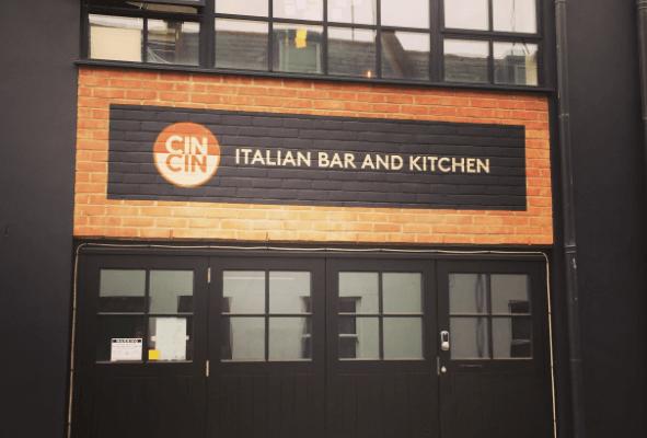 Cin Cin, Italian Restaurant, Brighton