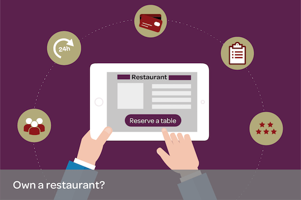 Partner with ResDiary and Restaurants Brighton - Make a Brighton dinner booking online, ResDiary, bookatable