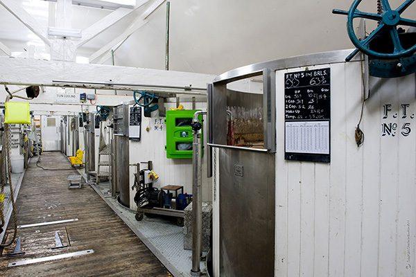 Harvey's Brewery, Lewes