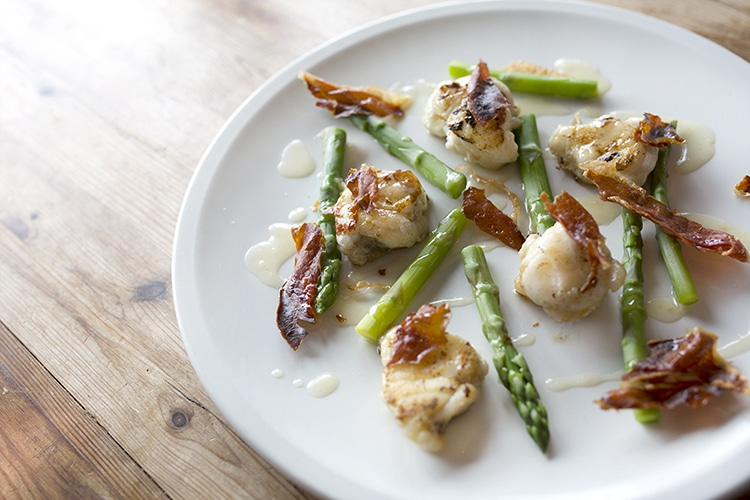 Copper clam, seafood, restaurant, Brighton, seafront