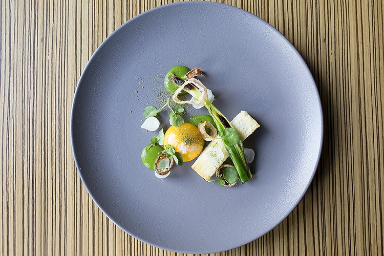 Etch, Hove, fine dining, restaurant