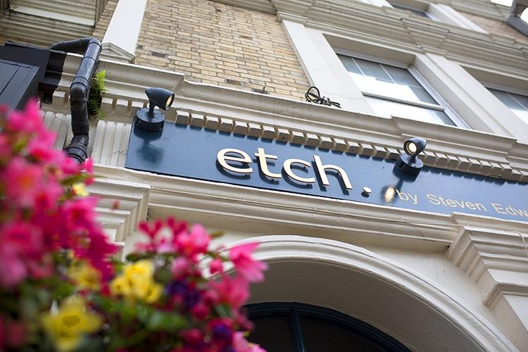 Etch, Hove, restaurant, Brighton, fine dining