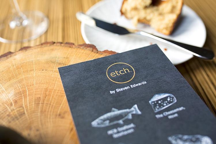 Etch, Hove, restaurant, fine dining, menu - Etch Restaurant Hove