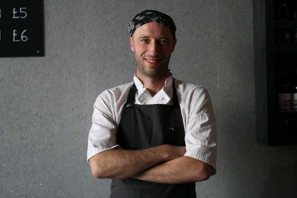 John Reed - Chef at Senor Buddha in Brighton