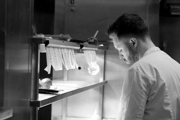 Steven Edwards, Chef at Etch