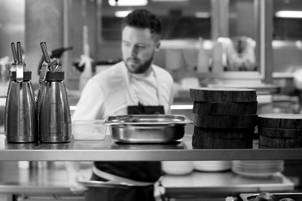 Brighton chefs, Steven Edwards, Chef at Etch