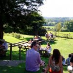 The Griffin Inn, Fletching, Restaurant & Bar, Sussex
