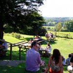 The Griffin Inn, Fletching, Restaurant & Bar, Sussex