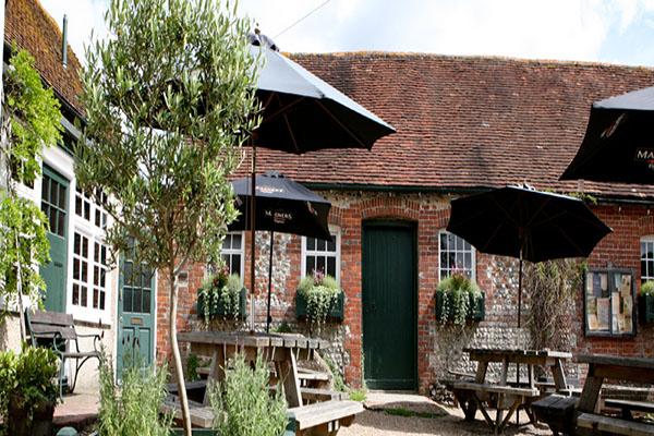 The Ram Inn, Pub, Firle