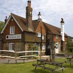 The Royal Oak, Pub, West Lavington, Sussex