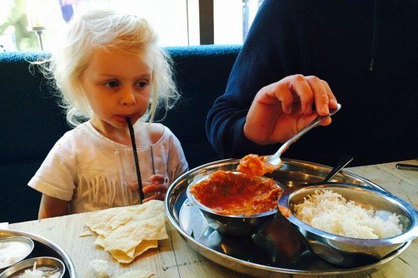 the chilli pickle Best Family Friendly Brighton Restaurant Awards BRAVO