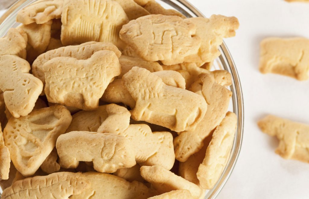 Christmas Food Facts - Animal Crackers