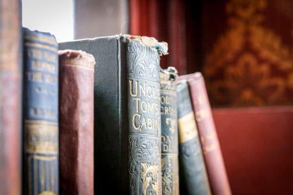 Books at Ladies Mile Pub