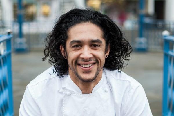 Matt Gillan, Chef, Pike and Pine, Brighton