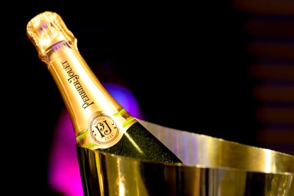 Bucket of champagne - Merkaba, cocktail bar, Brighton, MyHotel, MyBrighton