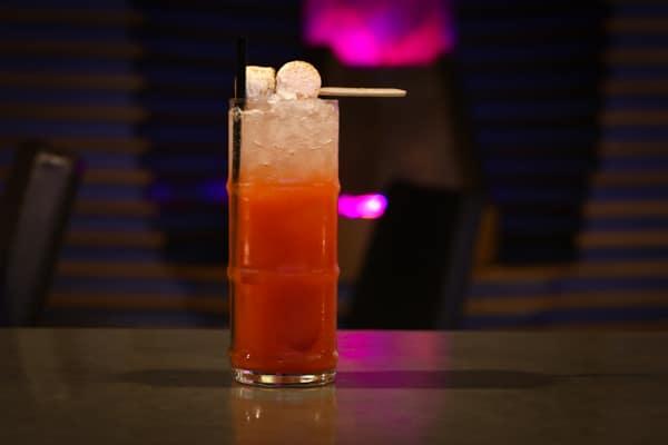 Cocktail - Merkaba, cocktail bar, Brighton, MyHotel, MyBrighton Mocktails