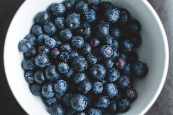 Fresh blueberries - Body Fuel Cafe Hove