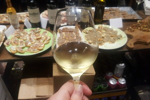 wine at seven cellars