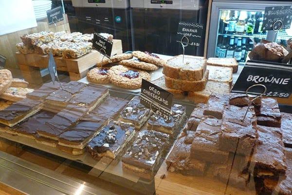 Moksha Caffe, Best Tea and Cake Brighton restaurant awards BRAVO