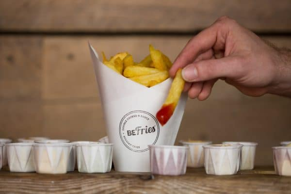 BeFries Best Budget Bites Brighton restaurant awards BRAVO
