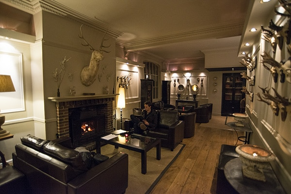 Wingrove House, Food Review, Countryside, Lounge
