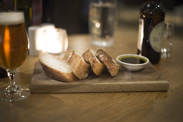 Wingrove House, Food Review, Countryside, Bread