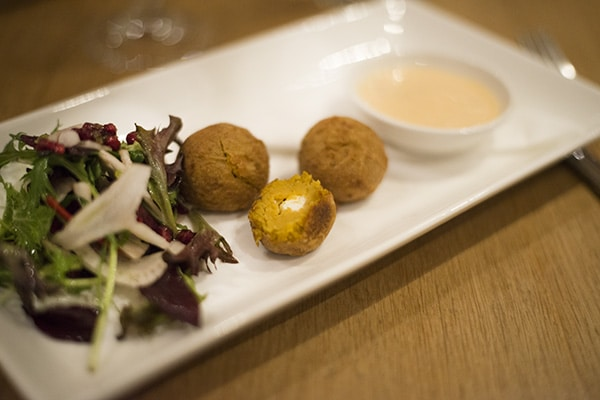 Wingrove House, Food Review, Countryside, Vegetarian Starter