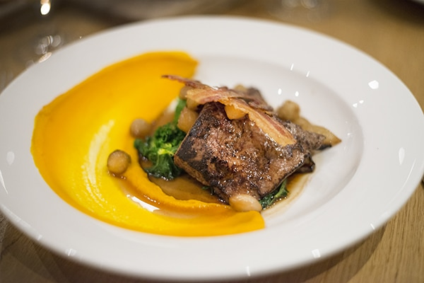 Wingrove House, Food Review, Countryside, Main