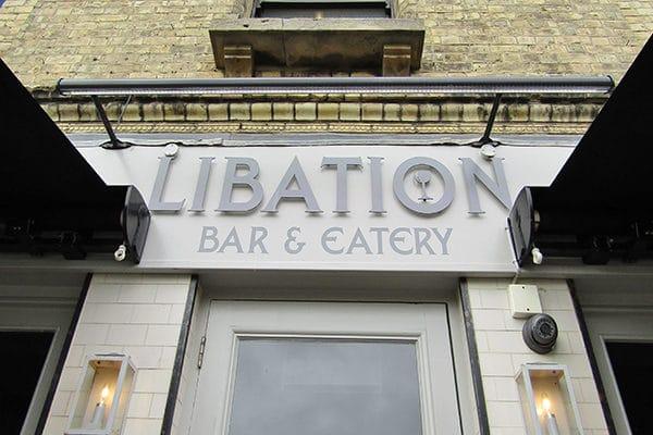 Libation, Hove, Sunday Roast Review,