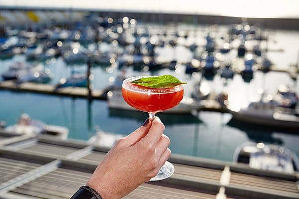 Chez Mal at Malmaison, Cocktail at The Marina - Bars Brighton