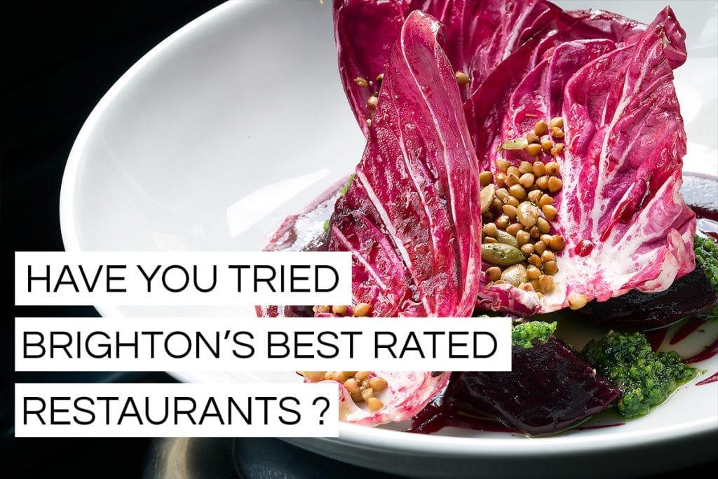 best rated restaurants in Brighton