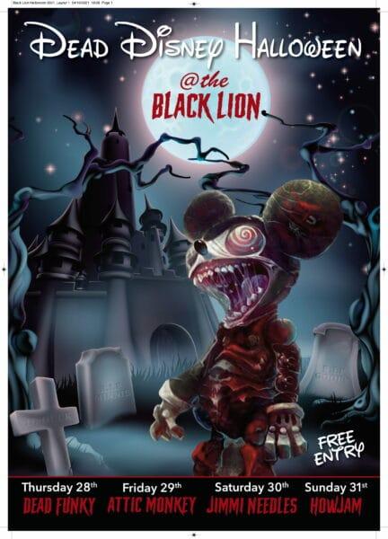 Halloween 2021 poster