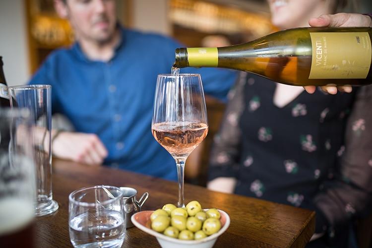 Café Malbec Hove - Cafe Malbec, Hove bar & restaurant, wine, olives