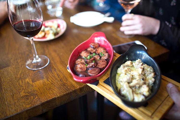 Café Malbec Hove, tapas & wine, Hove restaurant, bar