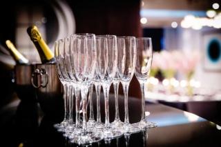 Chez Mal at Malmaison, Cocktail at The Marina