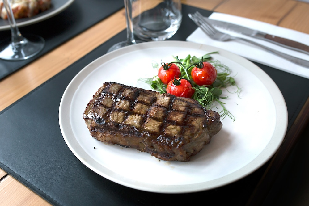 Steak at Latino America - Best Restaurants Brighton