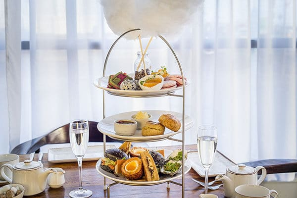 Places to Eat in Brighton, afternoon tea, Salt Room, restaurant, fine dining