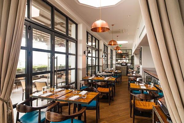 Salt Room - Restaurant Mezzanine, Brighton