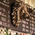 The Black Lion, pub, The Lanes