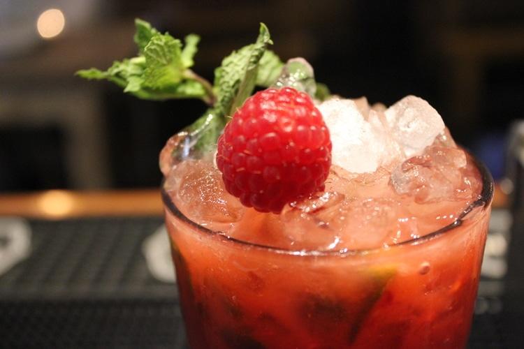 cocktail at the Black Lion Brighton