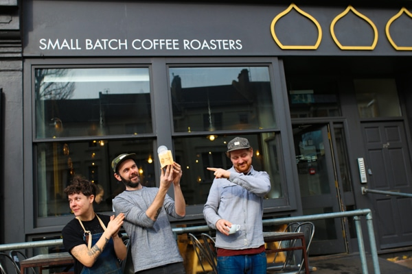 Winners of Best coffee in Brighton
