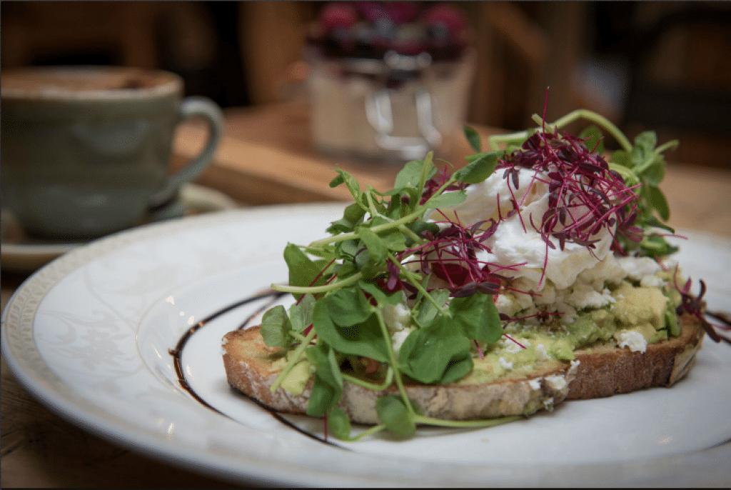 Brunch at Coffee Trading Post Roasters Restaurants Brighton
