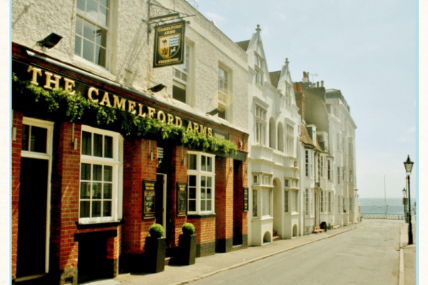 Camelford Arms, Brighton