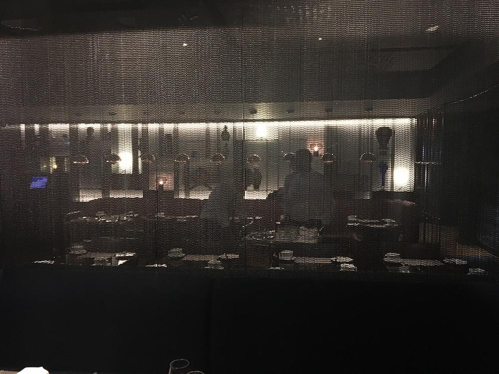 Chez Mal Brasserie interior