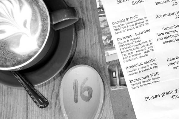 Egg and Spoon Brighton Best Coffee Brighton Restaurant Awards BRAVO
