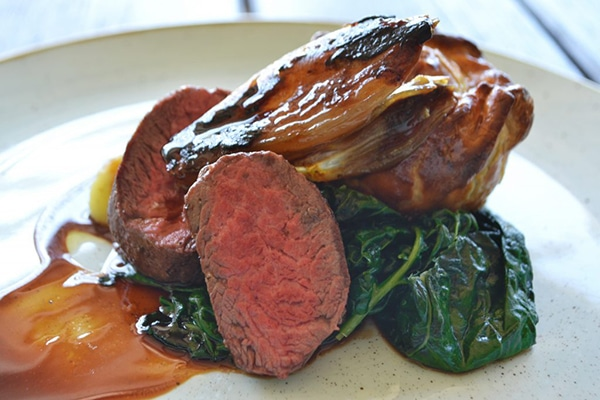 Best sunday lunch brighton roasts hove sussex - Welcoming modern house with panoramic view serving flawless relaxation ...