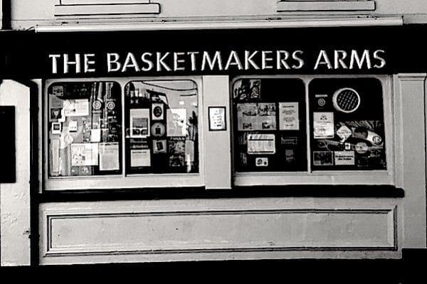 The Basket Makers Arms, North Laine, Brighton