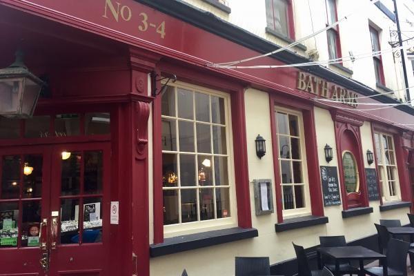 The Bath Arms Best Pub Brighton Restaurant Awards BRAVO