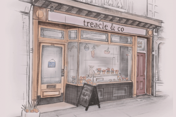 Treacle Hove Best Tea and Cake Brighton restaurant awards BRAVO